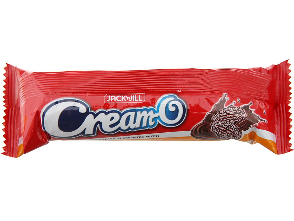 Bánh quy Cream-O socola nhân kem hương socola 85g 2