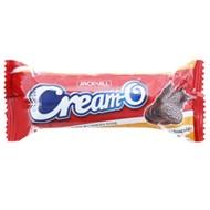 Bánh quy socola kem socola Cream-O 54g