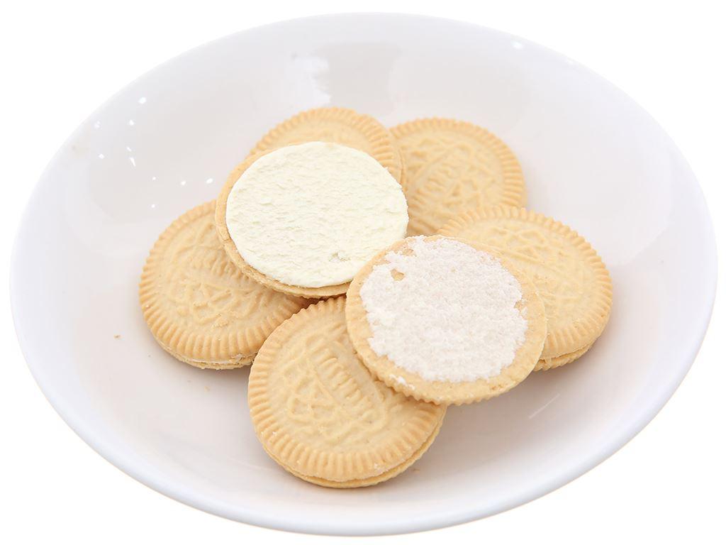 Bánh quy nhân kem sữa Cream-O gói 85g 5