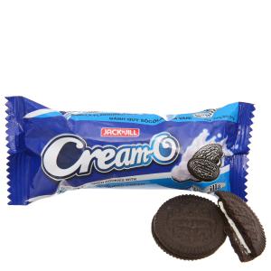 Bánh quy Cream-O socola nhân kem hương vani 54g