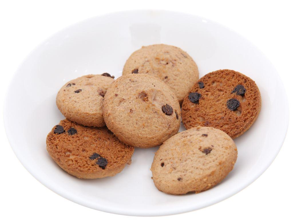 Bánh quy hạt socola Choco Chips gói 80g 3