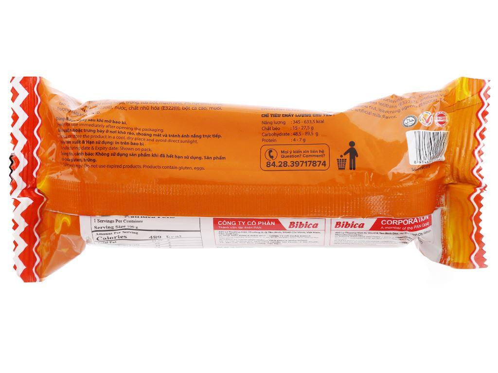 Bánh quy socola chip hạt điều Goody Chips gói 80g 2