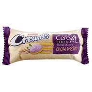 Bánh quy Cream-O ngũ cốc kem khoai môn thanh 66g