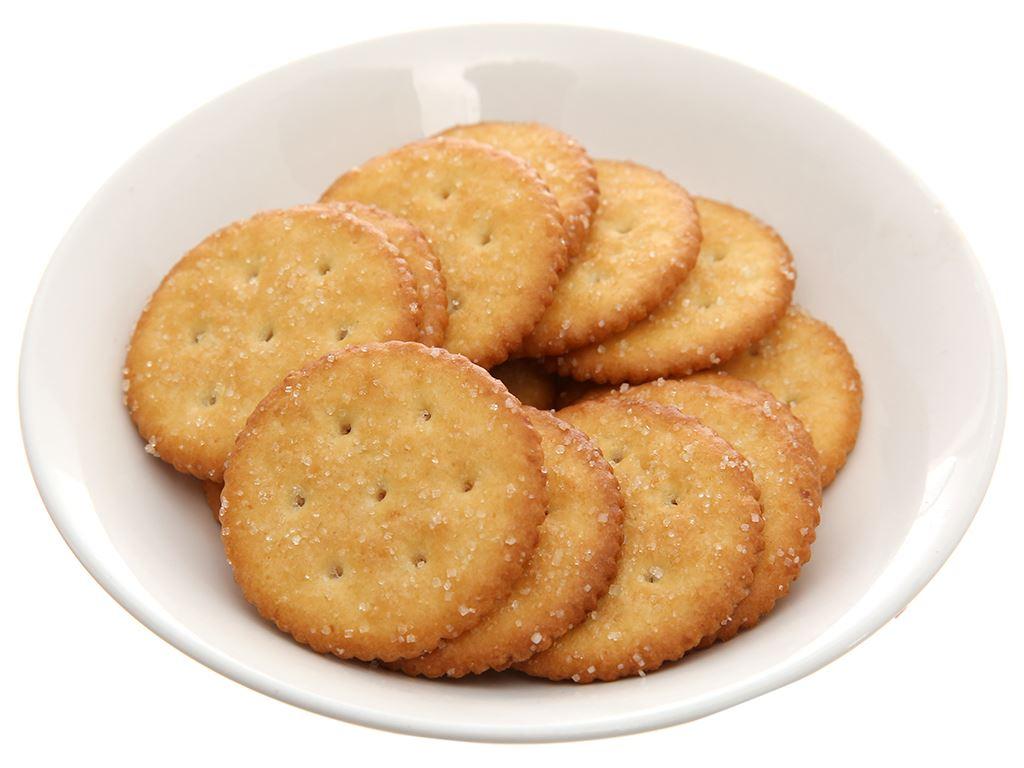 Bánh quy phủ đường Coconut Baobing gói 180g 5
