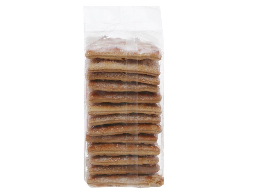 Bánh lạt đường Hương Việt gói 160g 3