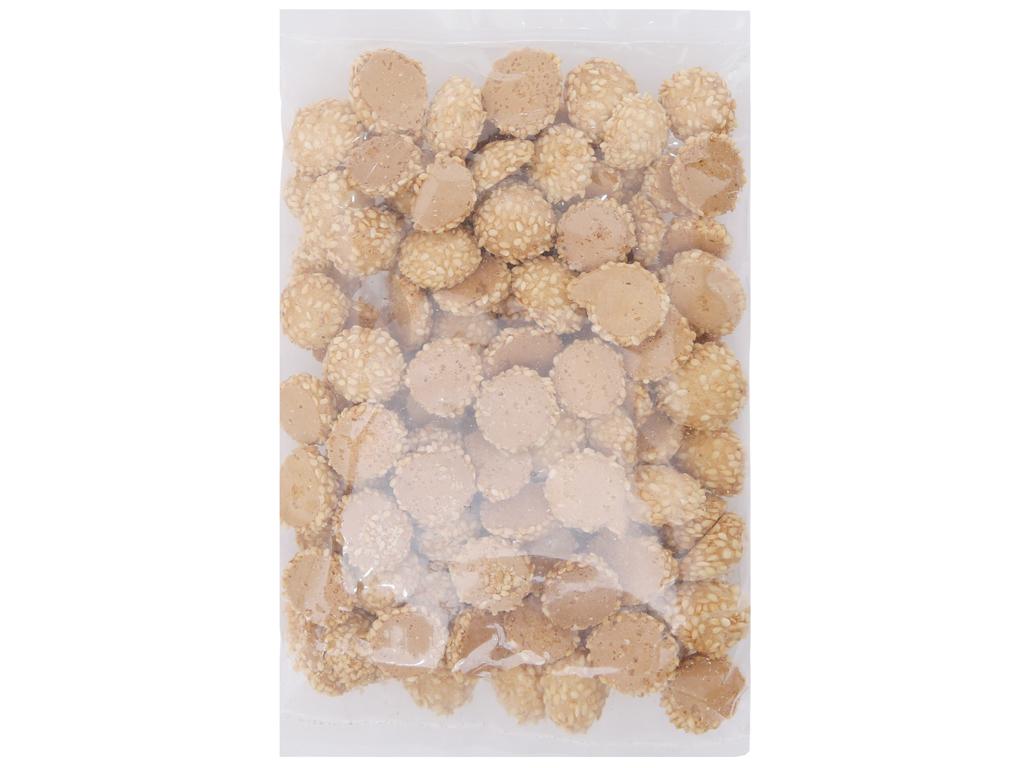Bánh quy mè nhỏ Hương Việt gói 110g 3