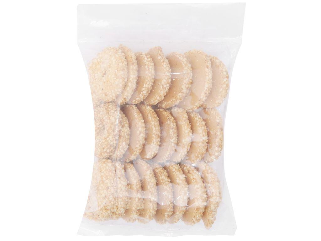 Bánh quy mè lớn Hương Việt gói 110g 3