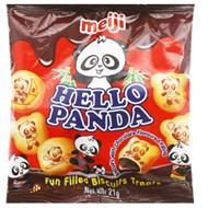 Bánh gấu Hello Panda Meiji