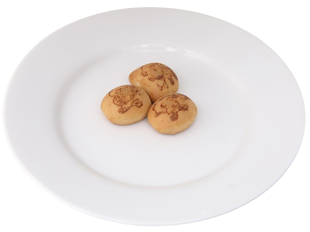 Bánh gấu nhân kem socola Meiji Hello Panda gói 21g 4
