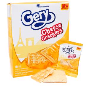 Bánh cracker phô mai Gery hộp 300g