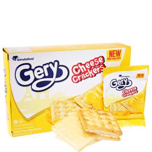 Bánh cracker phô mai Gery hộp 200g