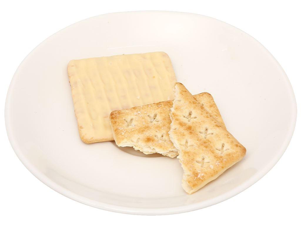 Bánh cracker phô mai Gery hộp 200g 8
