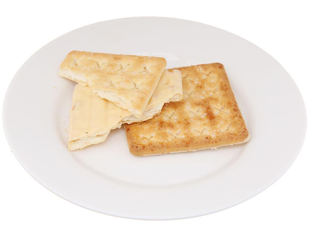 Bánh cracker phô mai Gery hộp 200g 5