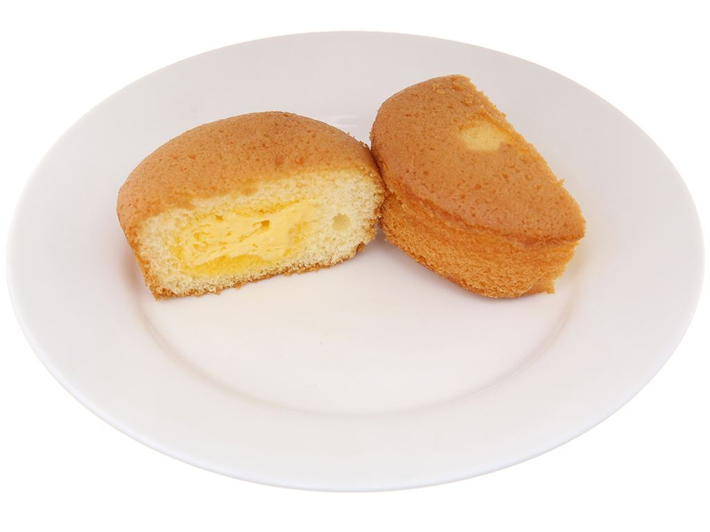 Bánh kem trứng Custas hộp 470g (20 cái) 4