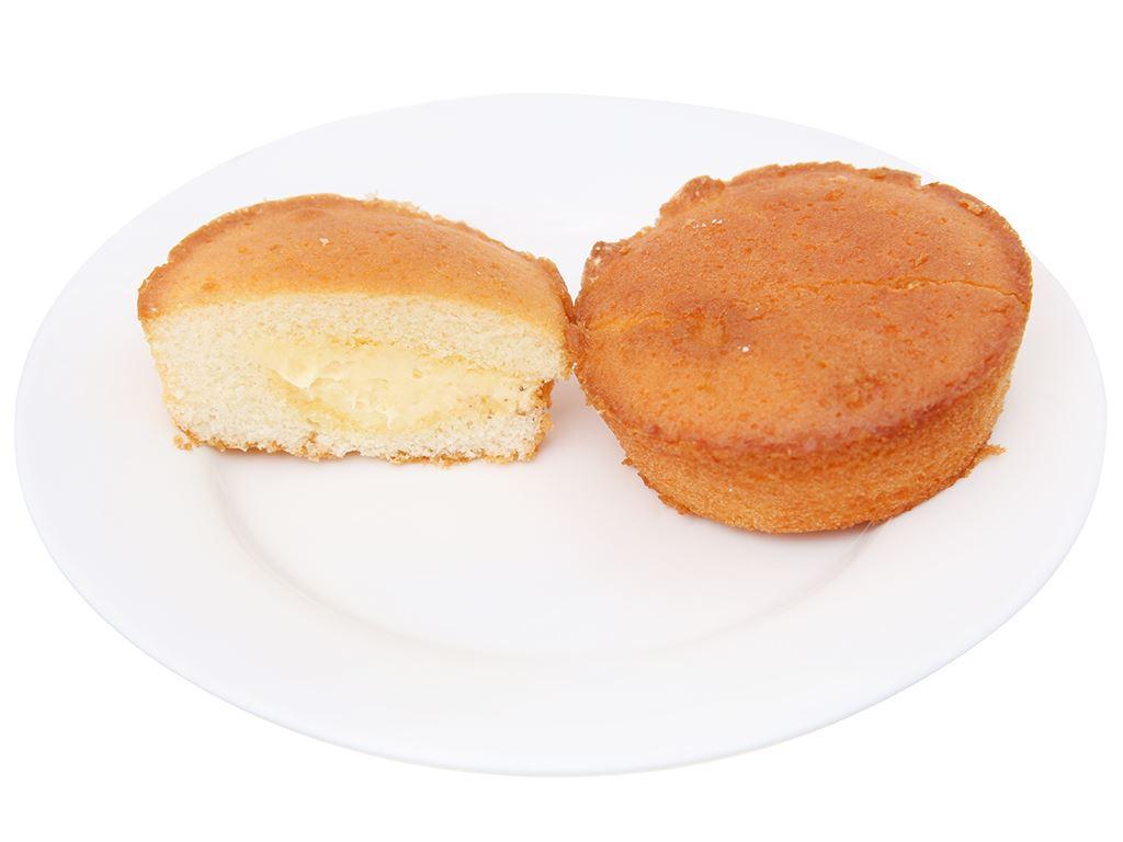 Bánh bông lan kem bơ sữa Solite hộp 276g (12 cái) 4