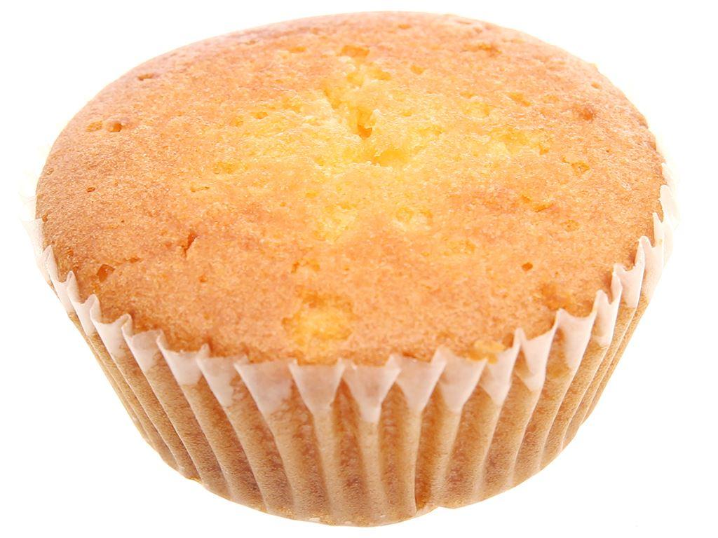 Bánh bông lan bơ sữa Custard hộp 132g (6 cái) 6