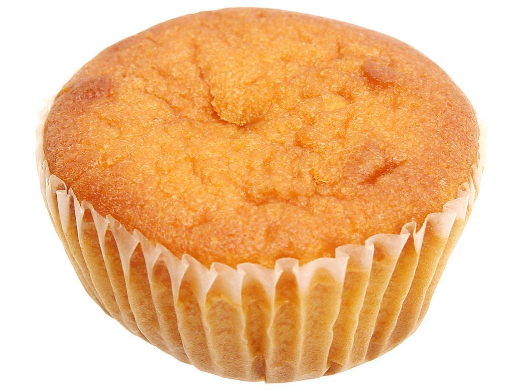 Bánh bông lan bơ sữa Cupcake hộp 150g (6 cái) 5