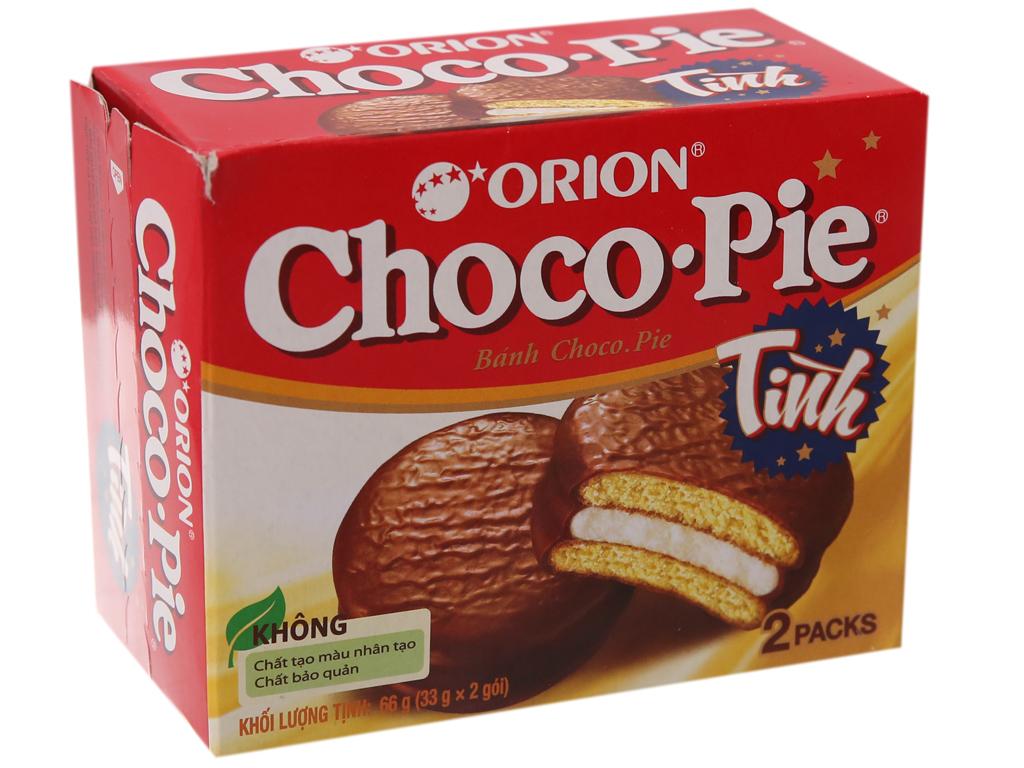 Hộp 2 bánh Choco-Pie 33g 2