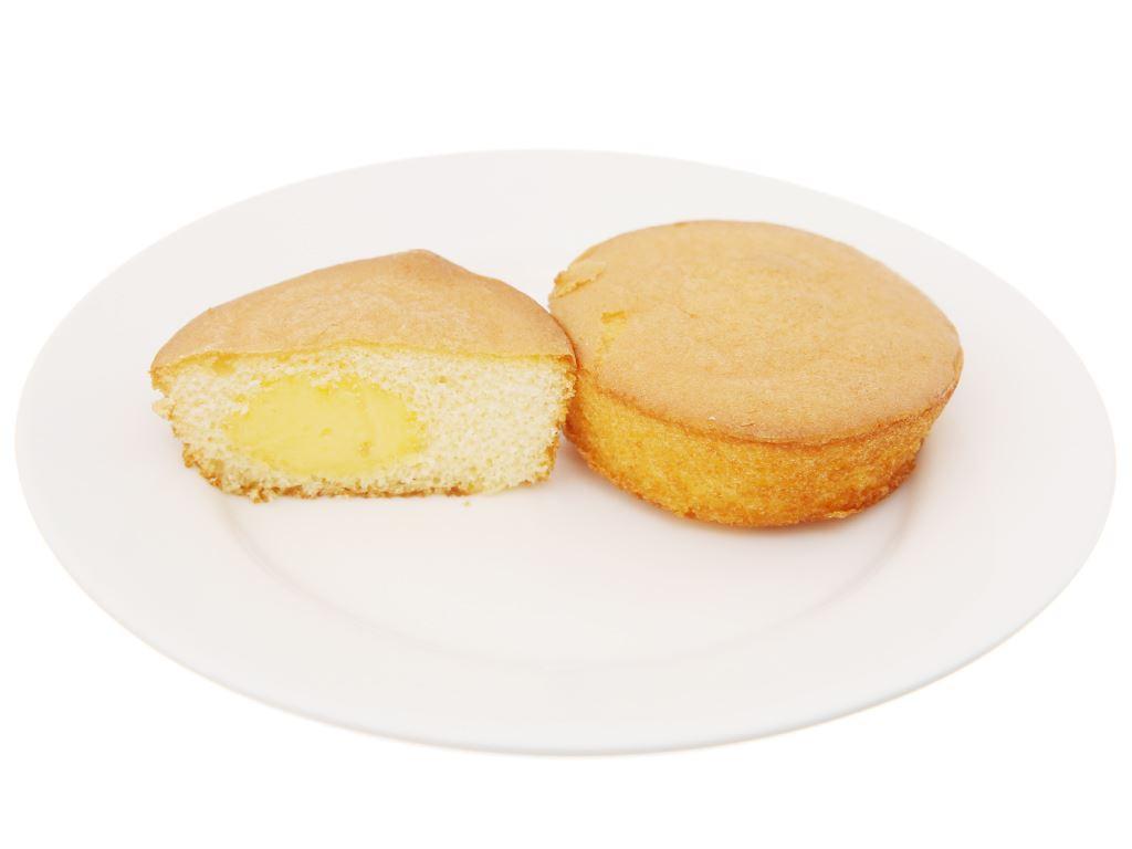 Bánh bông lan kem vị bơ sữa Solite hộp 360g (20 cái) 5