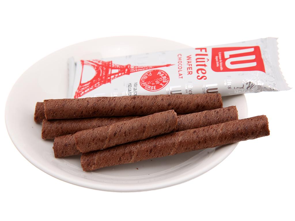 Bánh quế Lu socola 97.5g 4