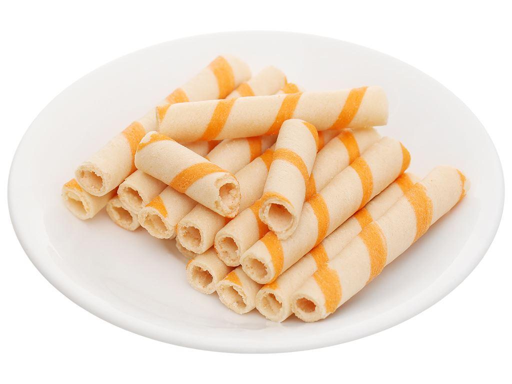 Bánh quế vị kem cam Cosy gói 132g 11