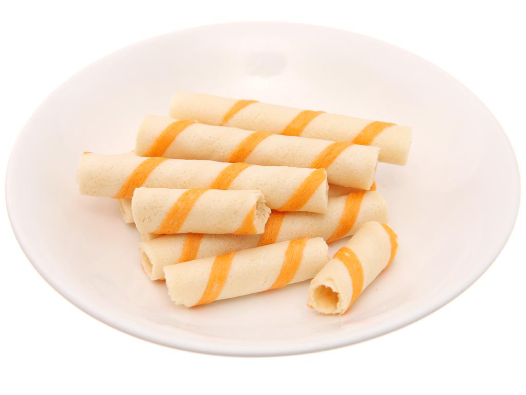 Bánh quế vị kem cam Cosy gói 132g 9
