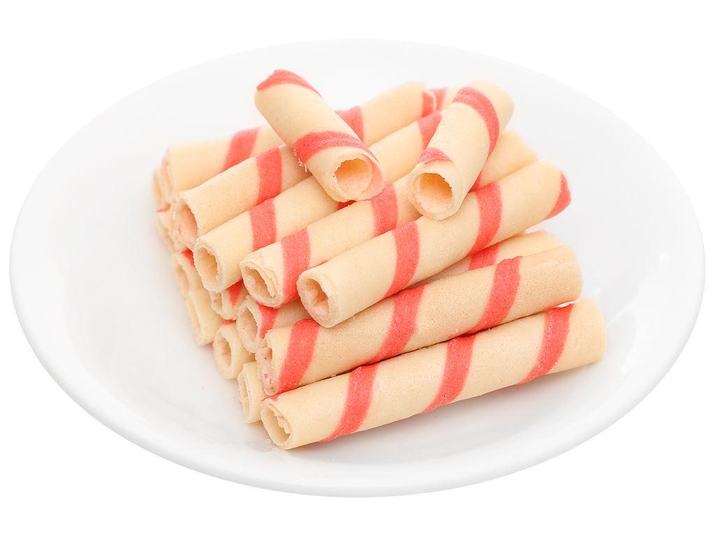 Bánh quế vị kem dâu Cosy gói 132g 16