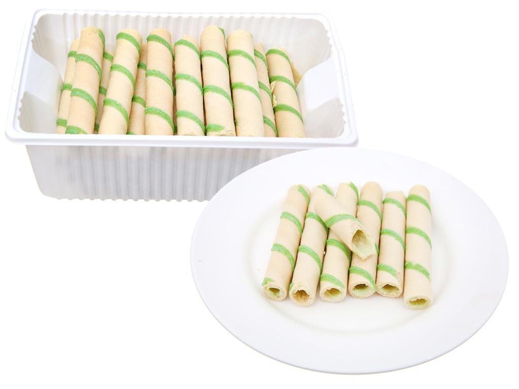 Bánh quế vị kem lá dứa Cosy gói 132g 9