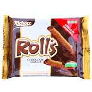 Bánh quế Rolls socola gói 50g