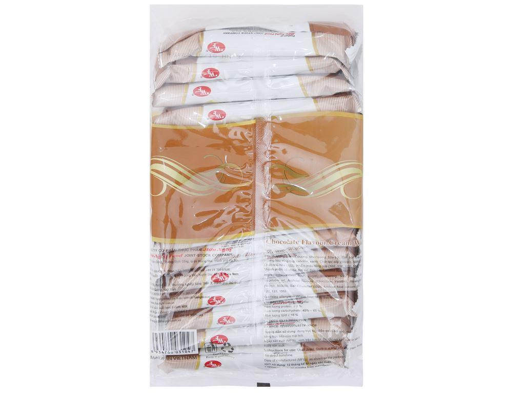 Bánh kem xốp hương socola Kexo gói 145g 2