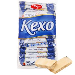 Bánh kem xốp sữa Kexo gói 145g