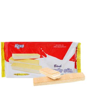 Bánh kem xốp sữa Kexo gói 345g