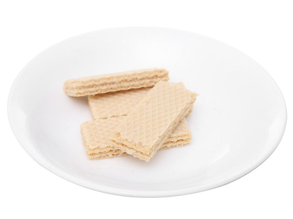 Bánh xốp nhân kem vani Loacker Classic gói 45g 4