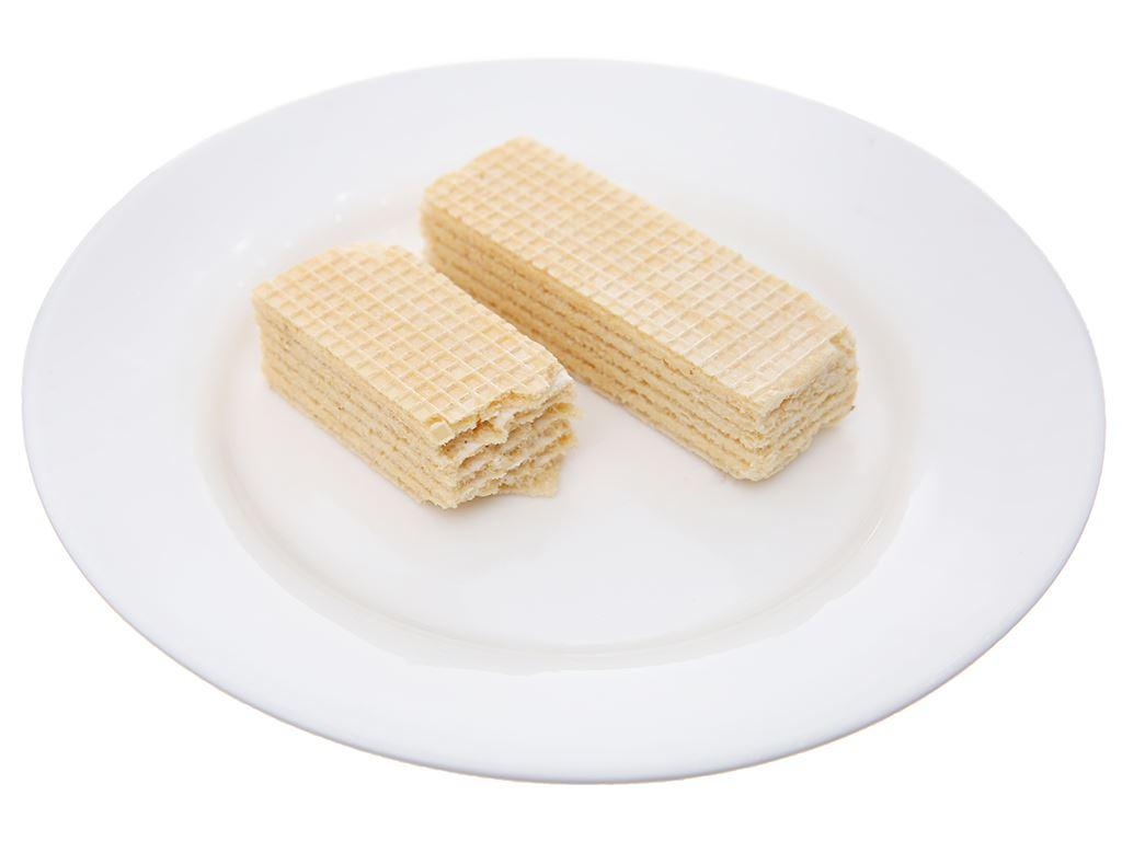 Bánh xốp nhân kem sữa Imperial Wafers gói 60g 4