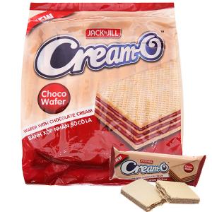 Bánh xốp nhân socola Cream-O gói 228g