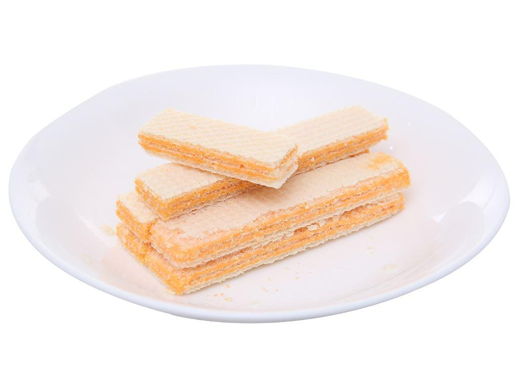 Bánh xốp nhân phô mai Nabati gói 52g 4