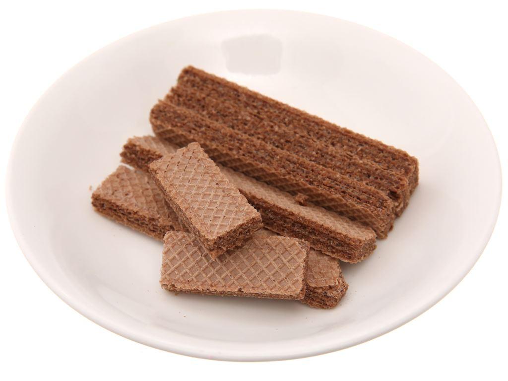 Bánh xốp nhân socola Nabati gói 58g 4