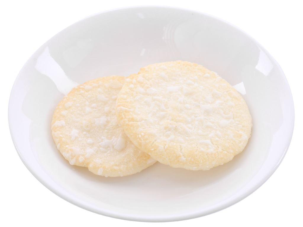 Bánh gạo vị ngọt Richy gói 315g 4
