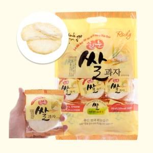 Bánh gạo vị ngọt Richy gói 315g