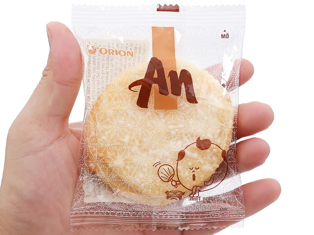 Bánh gạo nướng vị tự nhiên Orion An gói 151.2g 6