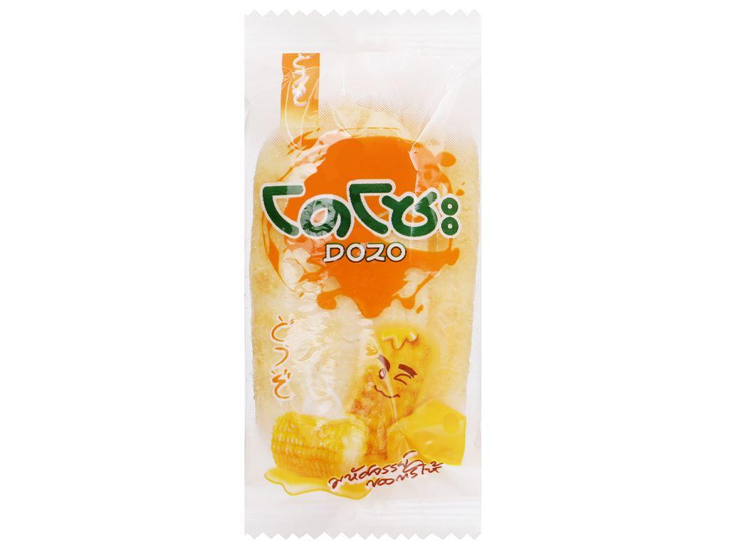 Bánh gạo vị phô mai ngô Dozo gói 56g 4