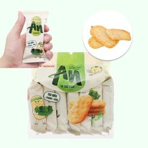 Bánh gạo nướng vị tảo biển Orion An gói 55.6g