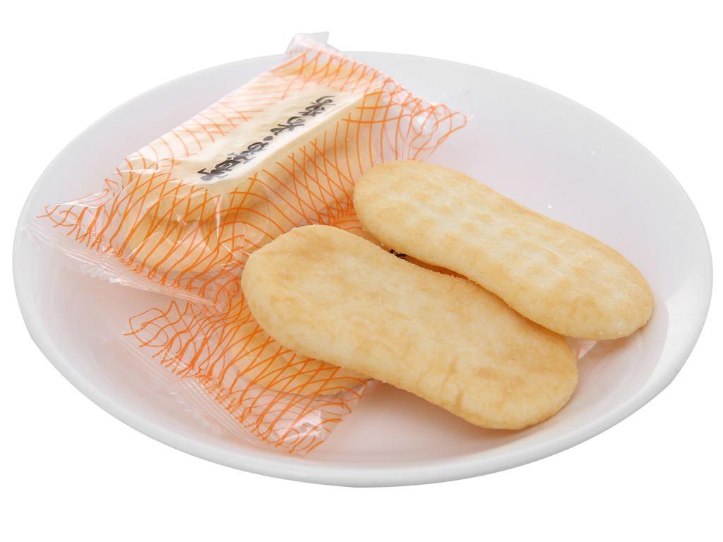 Bánh gạo nguyên chất vị mặn Bin Bin gói 150g 4