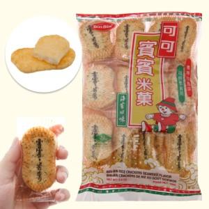 Bánh gạo vị rong biển Bin Bin gói 150g