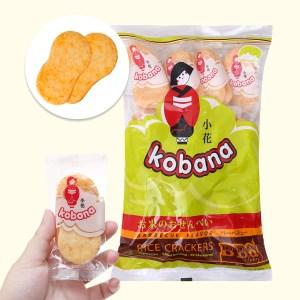 Bánh gạo mặn vị Barbecue Kobana gói 150g