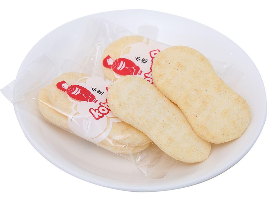 Bánh gạo ngọt vị Teriyaki Kobana gói 150g 4