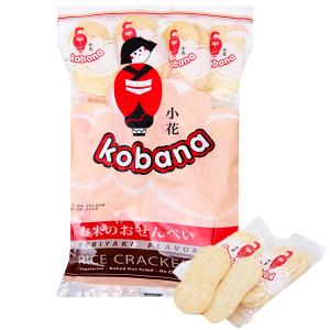 Bánh gạo vị Teriyaki Kobana gói 150g