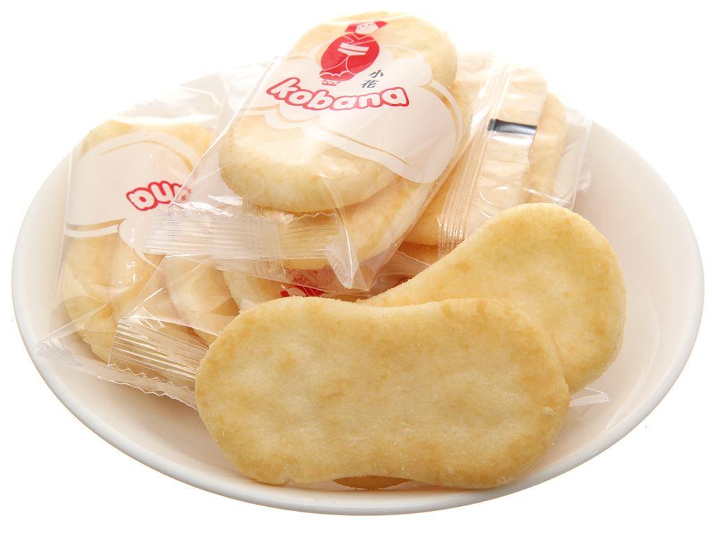 Bánh gạo hương vị tự nhiên Kobana gói 150g 4