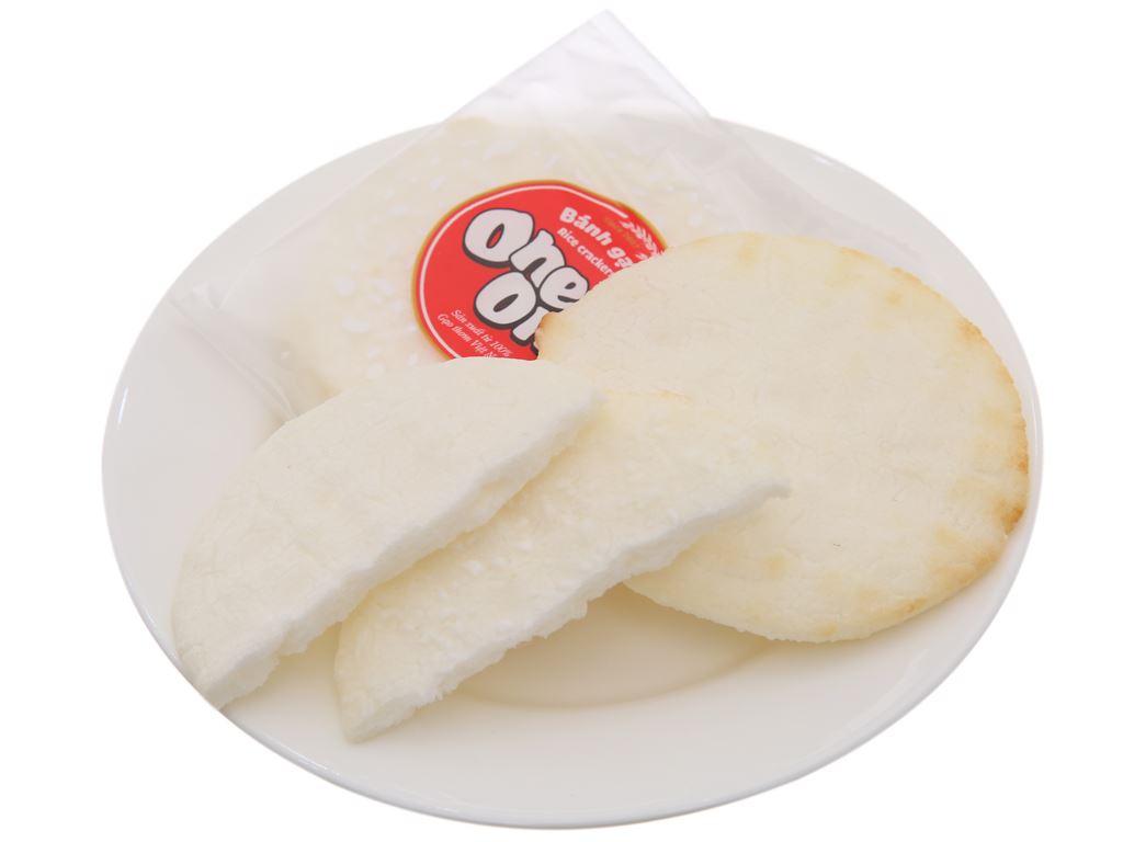 Bánh gạo vị ngọt dịu One One gói 230g 4