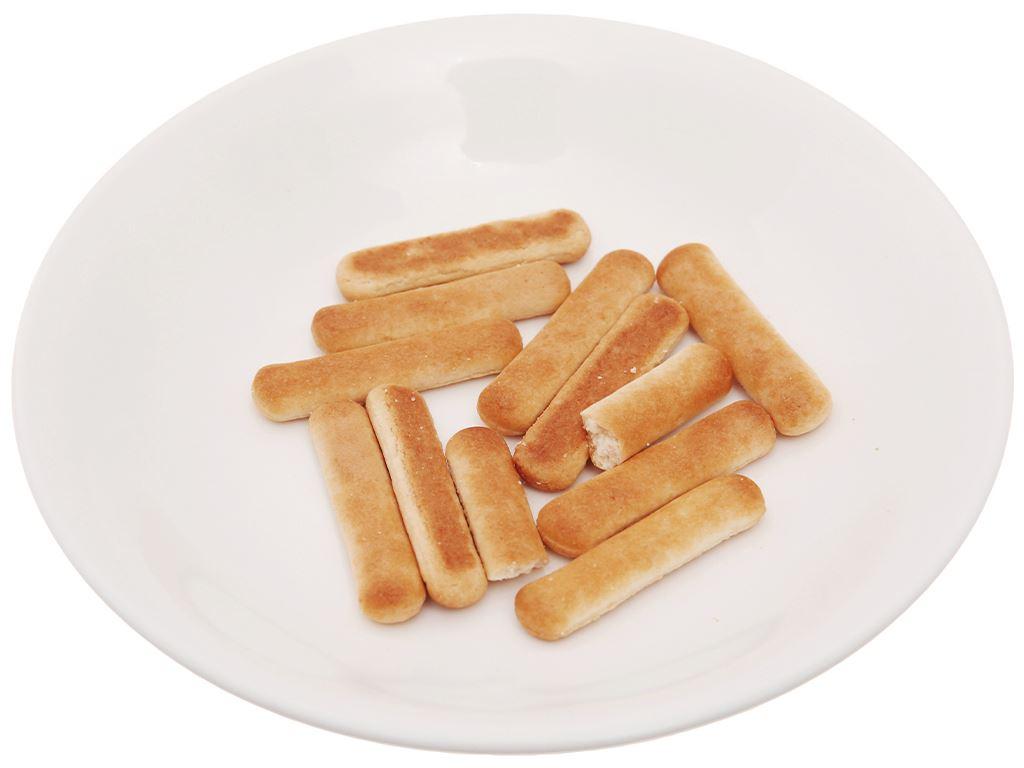Bánh que chiên Hokka Cigar Fry gói 140g 4